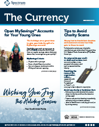 The Currency December 2019