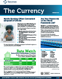 The Currency February 2019 Spectrum